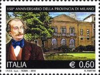 [The 150th Anniversary of the Province of Milan, Typ DGL]