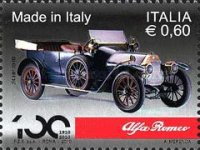 [Made in Italy - The 100th Anniversary of the Alfa-Romeo, type DGM]