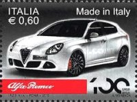 [Made in Italy - The 100th Anniversary of the Alfa-Romeo, Typ DGN]