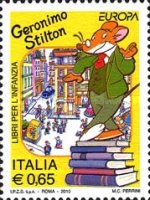 [EUROPA Stamps - Children's Books, Typ DGW]