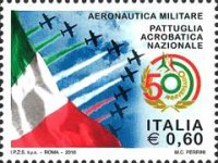 [The 50th Anniversary of Puttuglia Acrobatica Nazionale, Typ DHR]