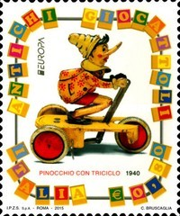 [EUROPA Stamps - Old Toys, Typ DVX]
