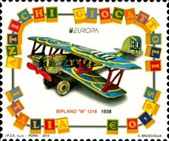 [EUROPA Stamps - Old Toys, Typ DVY]