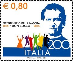 [The 200th Anniversary of the Birth of St. John Bosco, 1815-1888 - Joint Issue with the Vatican, Typ DVZ]