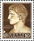 [Definitives - Serie Imperiale, Typ DW]