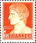 [Definitives - Serie Imperiale, Typ DW1]