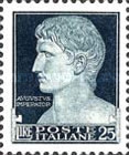 [Definitives - Serie Imperiale, Typ DW2]
