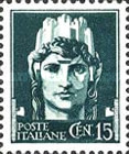 [Definitives - Serie Imperiale, Typ DX]