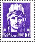 [Definitives - Serie Imperiale, Typ DX3]