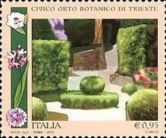 [Parks and Botanical Gardens in Italy, Typ DXM]