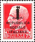 [Stamps of 1929 Overprinted, type DY4]