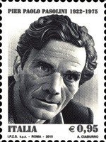 [The 40th Anniversary of the Death of Pier Paolo Pasolini, 1922-1975, Typ DYW]