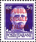 [Stamps of 1929 Overprinted, Typ DZ3]