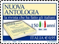 [The 150th Anniversary of the Nuova Antologia - New Anthology Magazine, Typ DZK]