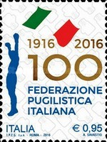 [The 100th Anniversary of the Italian Boxing Federation, Typ DZR]