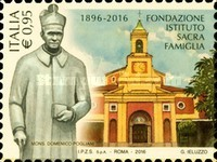 [The 120th Anniversary of the Istituto Sacra Famiglia, Typ DZT]