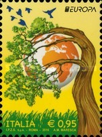 [EUROPA Stamps - Think Green, Typ EAP]