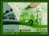 [EUROPA Stamps - Think Green, Typ EAQ]