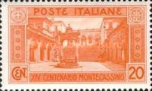 [The 1400th Anniversary of the Founding of the Abbey of Monte Cassino, Typ EB]