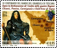 [The 300th Anniversary of the Announcement of the Grand Duke of Tuscany, Typ EBR]
