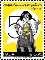 [The 50th Anniversary of Lucca Comics, Typ ECE]