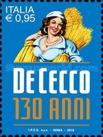 [The 130th Anniversary of the De Cecco Group, Typ ECH]