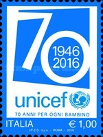 [The 70th Anniversary of UNICEF, Typ ECI]