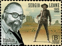 [The 30th Anniversary of the Death of Sergio Leone, 1929-1989, Typ EIK]