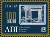 [The 100th Anniversary of the ABI - Italian Banking Association, Typ EIR]