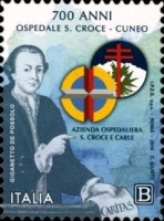 [The 700th Anniversary of the Azienda Ospedaliera S. Croce e Carle Cuneo, Typ EIT]