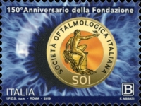[The 150th Anniversary of the Italian Society of Ophthalmology, Typ EIU]