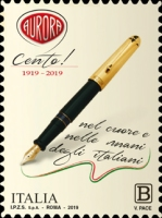 [The 100th Anniversary of the Aurora Penne Company, Typ EIV]