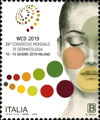 [The 24th World Congress of Dermatology - Milan, Italy, Typ EIX]
