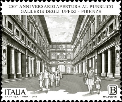 [The 250th Anniversary of the Uffizi Gallery, Typ EJE]