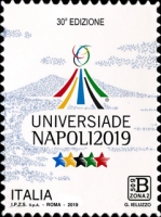 [The 30th FISU Summer Universiade - Naples, Italy, Typ EJF]