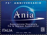 [The 75th Anniversary of ANIA - Italian Association of Insurance Companies, Typ EJI]