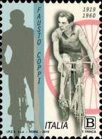[The 100th Anniversary of the Birth of Fausto Coppi, 1919-1960, type EJN]