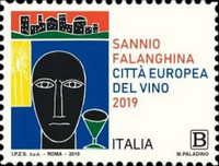 [European City of Wine 2019 - Sanno Falanghina, type EJP]