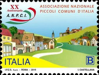 [The 20th Anniversary of the National Association of Small Italian Municipalities, type EKB]