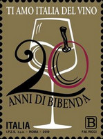 [The 20th Anniversary of the Bibenda Wine Guide, type EKY]