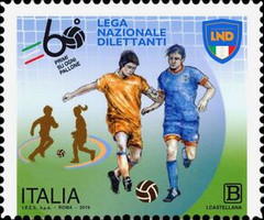 [The 50th Anniversary of the National Amateur Football League, type ELB]
