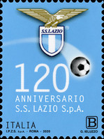 [The 120th Anniversary of the S.S. Lazio S.p.A., Typ ELD]