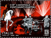 [The 110th Anniversary of the Point-Saint-Martin Carnival, Typ ELI]