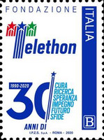 [The 30th Anniversary of the Telethon, type ELJ]