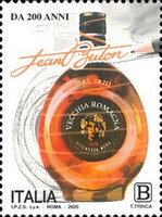 [The 200th Anniversary of the Founding of the Jean Button Brandy, type EML]