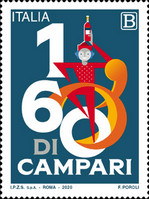 [Excellence in the Productive and Economic System - The 160th Anniversary of the Foundation of Di Campari, Typ EMO]