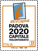 [Padua - European Capital of Volunteering, type EMU]
