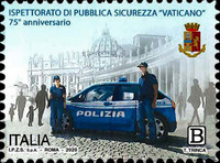 [The 75th Anniversary of the Establishment of the Vactican Public Security Inspectorate, Typ ENC]