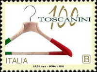 [The 100th Anniversary of the Founding of the Toscanini Industries, type END]