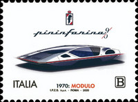 [The 50th Anniversary of Pininfarina Modulo Concept Vehicl, type ENG]